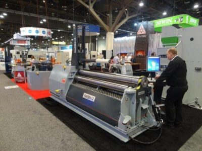Swebend at Fabtech Expo