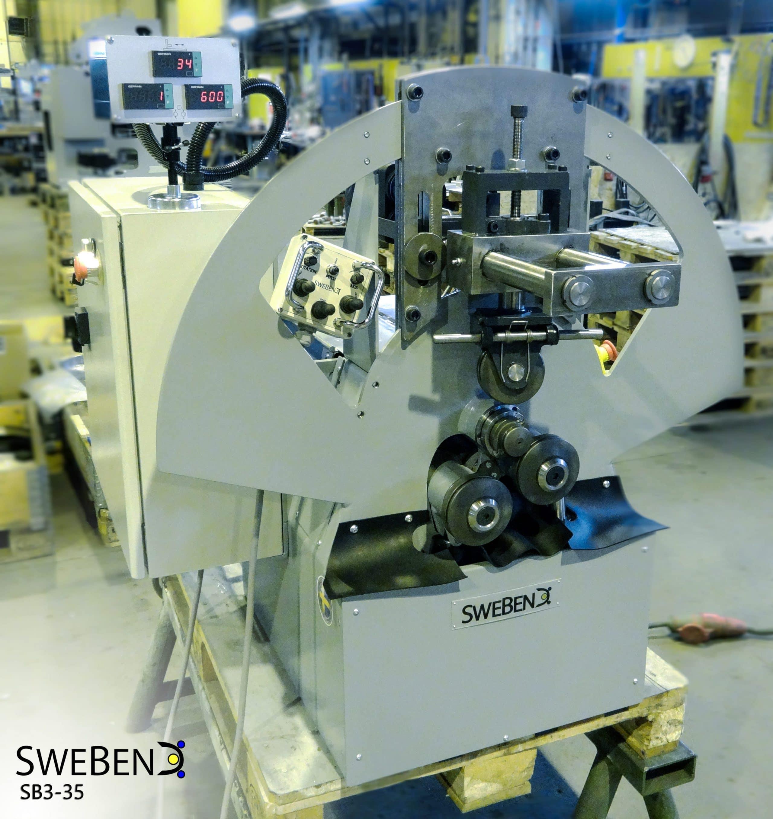 SweBend SB3 Section Bending v1