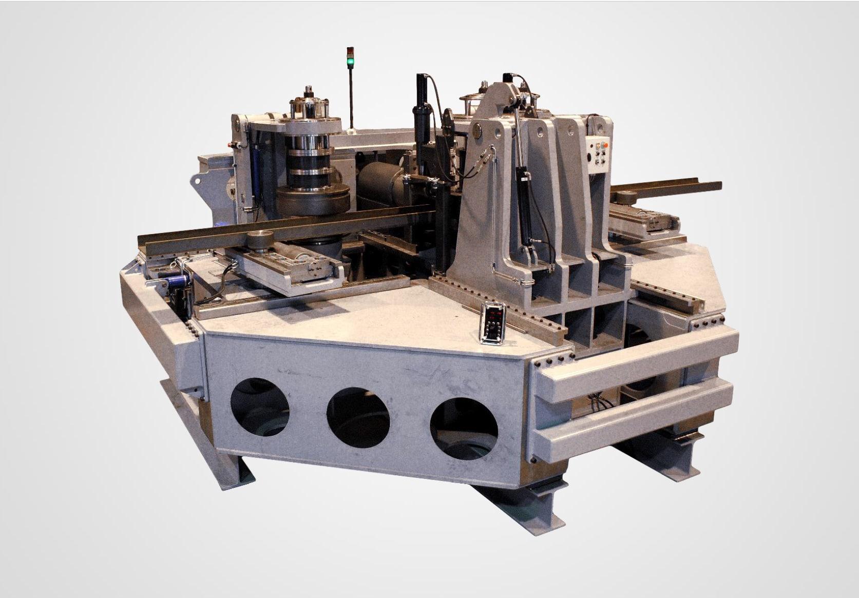 SweBend VSB3 Section Bending Machine