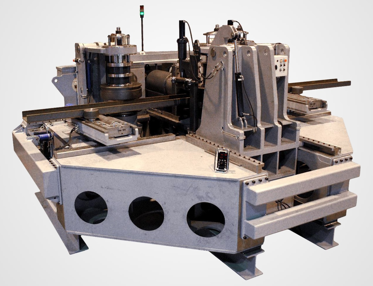 SweBend VSB3 Section Bending Machine Product