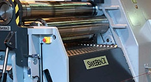 Swebend PB4 Series Plate Bending Machine Overview