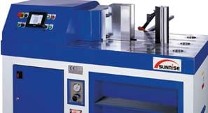 Sunrise HBM-40 HBM-75 Bending Machine