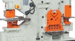 Sunrise IW-85KD Hydraulic Ironworker