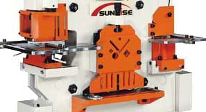 Sunrise K-Series Ironworkers Overview