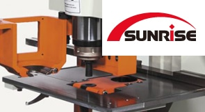Sunrise Ironworkers from WJS Machine Tools