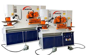 Sunrise Dual Punching Machines