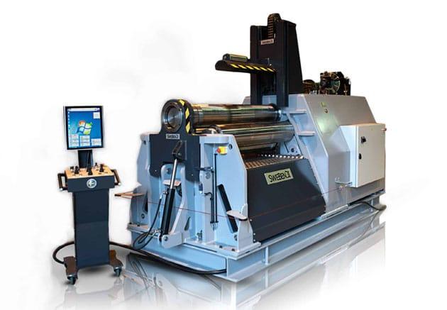 WJS CNC Upgrade SweBend