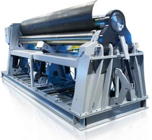 SweBend Plate Roll LQ Machines
