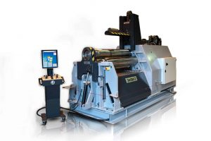SweBend Plate Bending machine 1