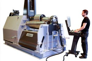 SweBend Plate Bending Machine