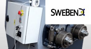 Swebend plate bending and section bending machines from WJS UK